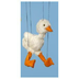 farm animal gosling marionette each string