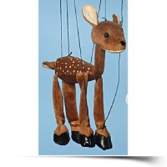 On Sale16 Deer Marionette