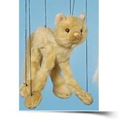 On Sale16 Persian Cat Marionette