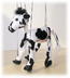 animal marionette operating very easy quickly