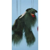 magical dragon green marionette each string