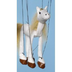 horse white marionette each string puppets