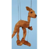 exotic animal kangaroo marionette each string