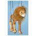 jungle animal lion marionette each string