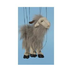 farm animal grey goat marionette each