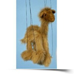 Baby Camel Small Marionette