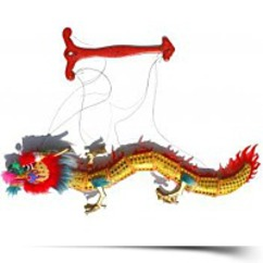 On SaleChinese Festival Dragon Puppet