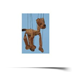 Dog sharpei Small Marionette