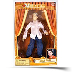 Lance Bass Marionette