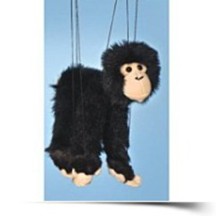 Save Monkey chimpanzee Small Marionette