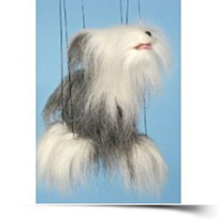 Sheepdog Small Marionette