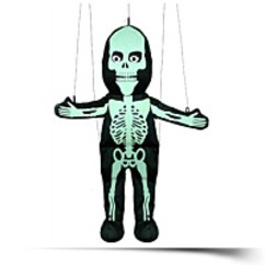 Silly Skeleton Marionette