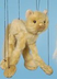 persian marionette mini version kitty puppet