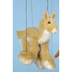 exotic animal llama marionette each string