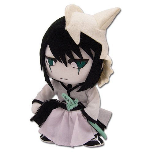 GE8979 Animation Official Bleach 8 Plush