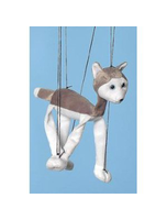 Dog husky Small Marionette